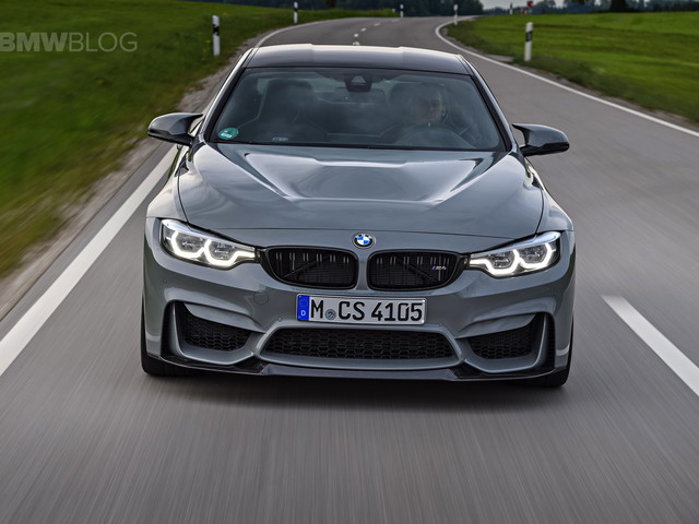 Top Gear's Speed Week will feature BMW M4 CS