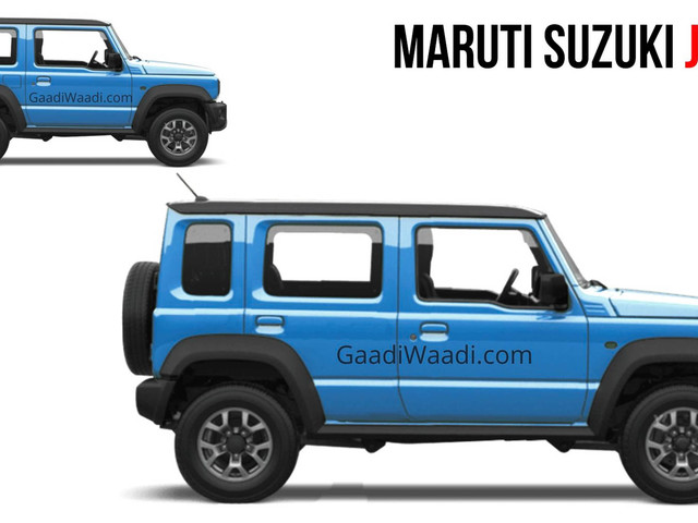 Suzuki Jimny To Solely Be Produced In The Indian Market – Report