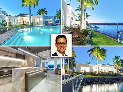 Selling Houses Australia's Andrew Winter lists his home for auction after failing to sell it