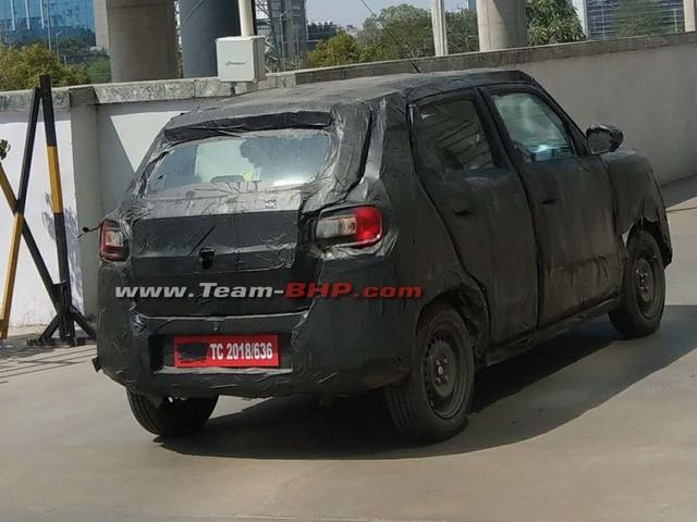 Maruti Suzuki S-Presso Micro-SUV Spied Testing In India Ahead Of Festive Season Launch