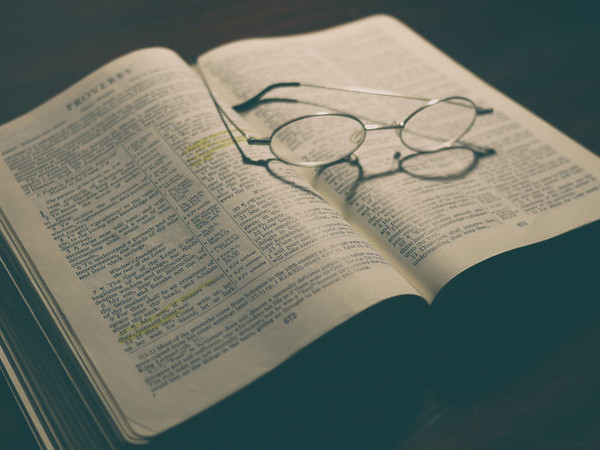 The Best Discoveries Begin as Problems: How to Read Proverbs