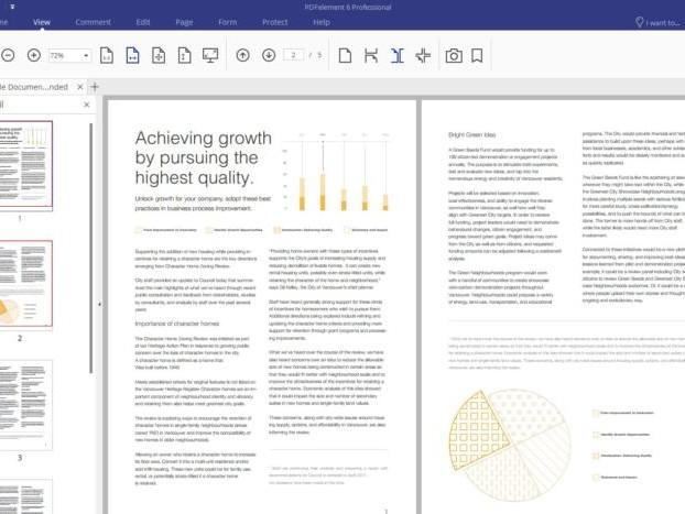 pdf editor 6 pro review