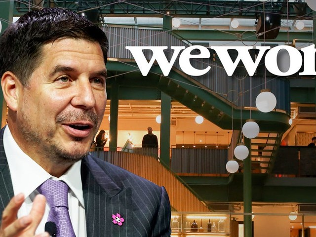 SoftBank is backing out of its plan to buy $3 billion of WeWork shares, including nearly $1 billion from former CEO Adam Neumann