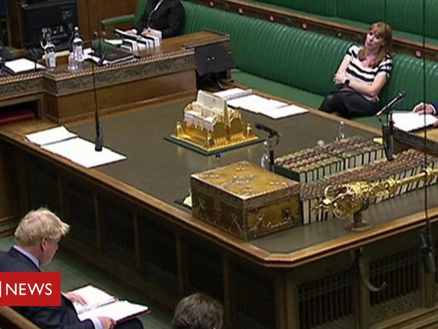 PMQs: Starmer on Johnson on track and trace