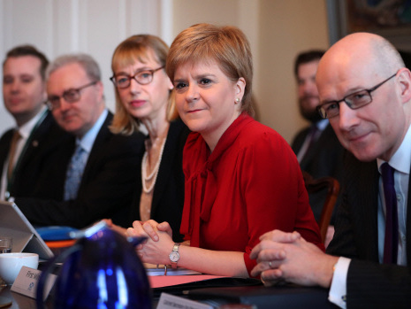 Majority of Scottish voters reject bid for independence: Poll