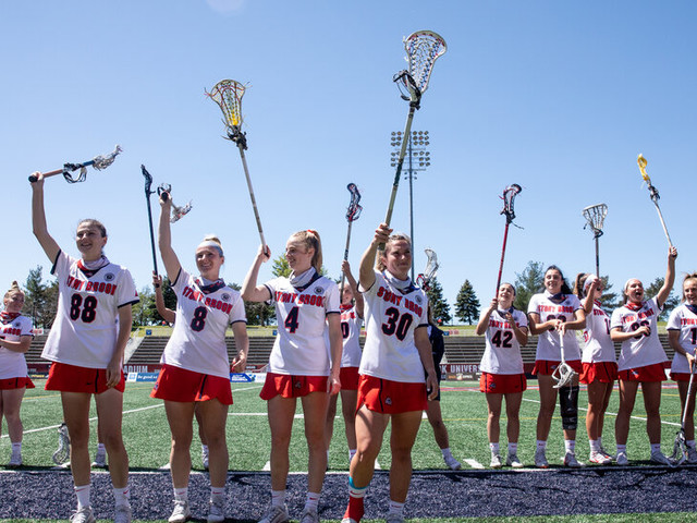 At Stony Brook, a Lacrosse Powerhouse Built of Overlooked Recruits