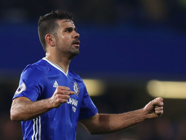 Diego Costa goals contributed 15 points to Chelsea's 2016/17 Premier League title win