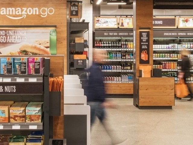 Amazon's New Checkout-Free Grocery Store Doesn't Take Food Stamps