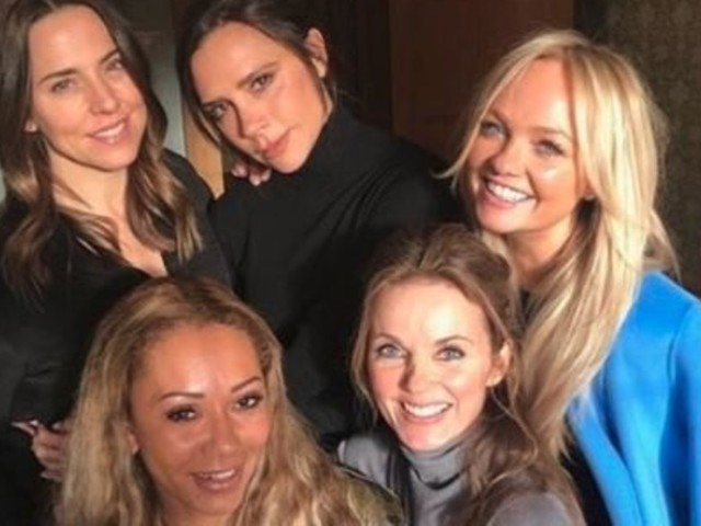 Victoria Beckham Fuels Spice Girls Reunion Rumours As Band Come Together At Geri Horner's House