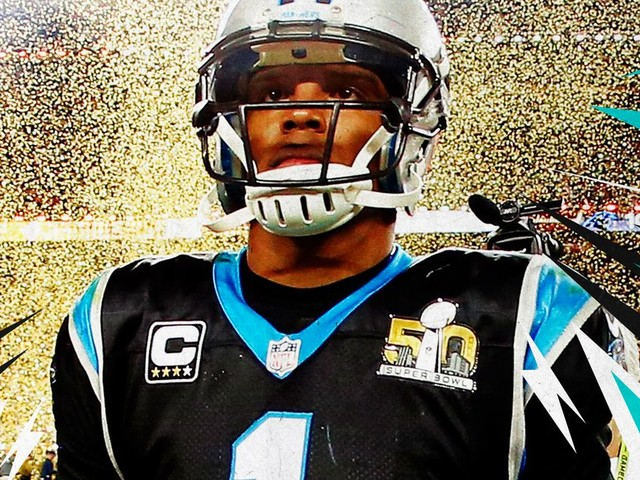 What if Cam Newton and the Panthers won Super Bowl 50?