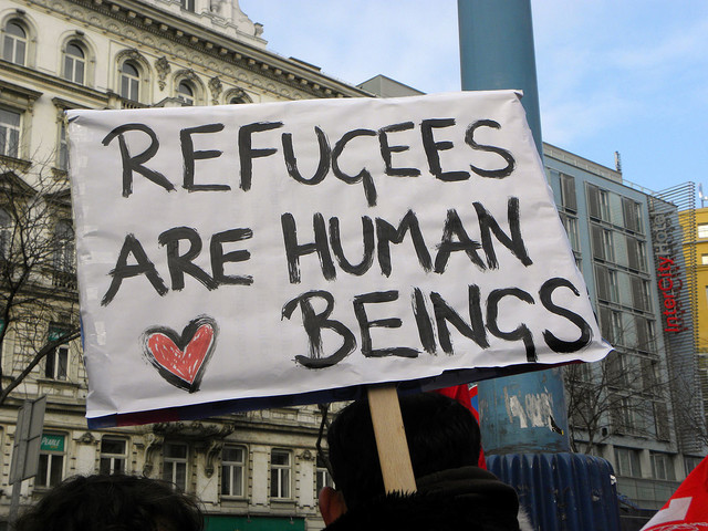 Refugee Week: The government is engaged in shameful hypocrisy over 'integration'