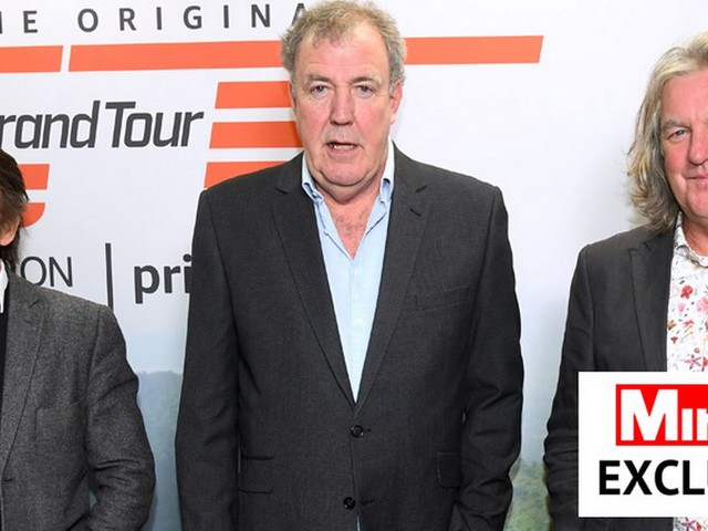 James May takes swipe at 'out of date' Jeremy Clarkson and Richard Hammond