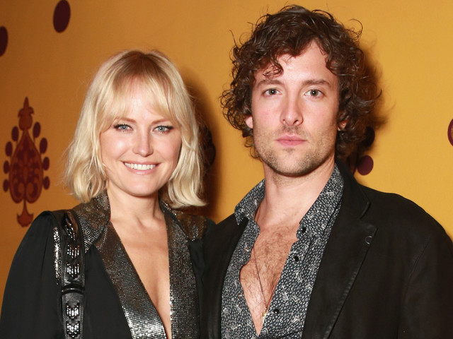 Malin Akerman & Jack Donnelly Step Out for Grand Opening of Raspoutine Los Angeles Club!