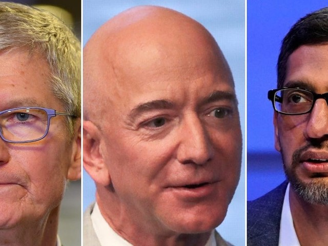 Business development salaries revealed: Here's how much tech giants like pay the teams negotiating their blockbuster deals and acquisitions (MSFT, AMZN, GOOG)