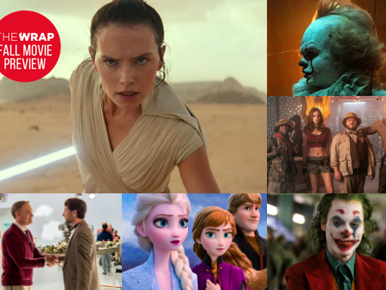 Fall Box Office Preview: Can 'Star Wars,' 'Frozen' and 'Jumanji' Sequels Boost Sluggish 2019 Totals?