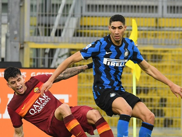 AS Roma 2-2 Inter Milan: Recap