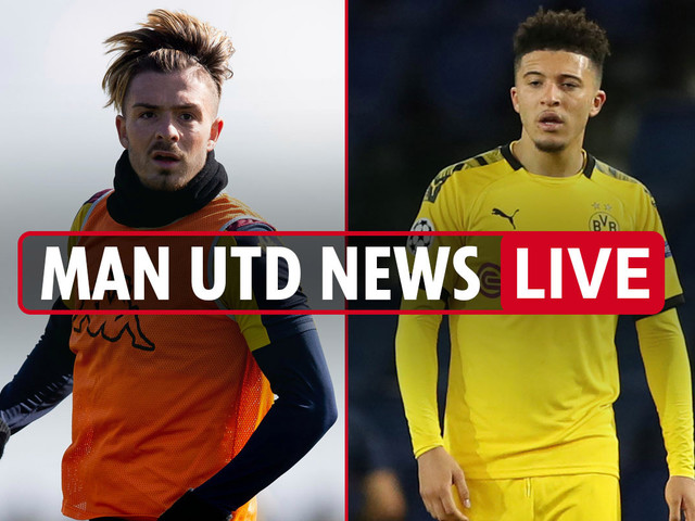 7.40am Man Utd news LIVE: Sancho agent talks, Grealish transfer in doubt, Saul Niguez top target to replace Pogba