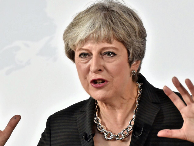 Waugh Zone Special: May's Florence Brexit Speech