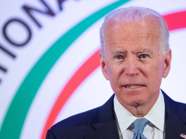 In a crowded and diverse field of Democratic contenders, Joe Biden is running against his anti-integration past