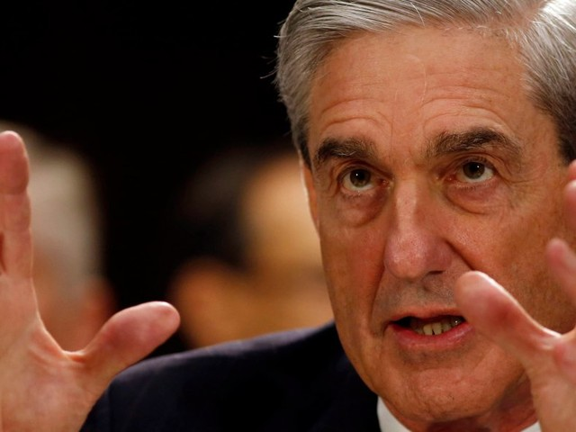 Mueller's latest move undermines Trump's claim that he isn't being investigated