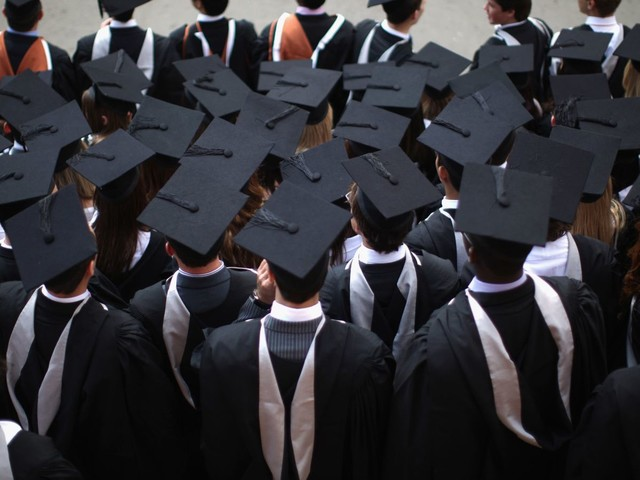 Labour: University applications to be based on grades not predictions