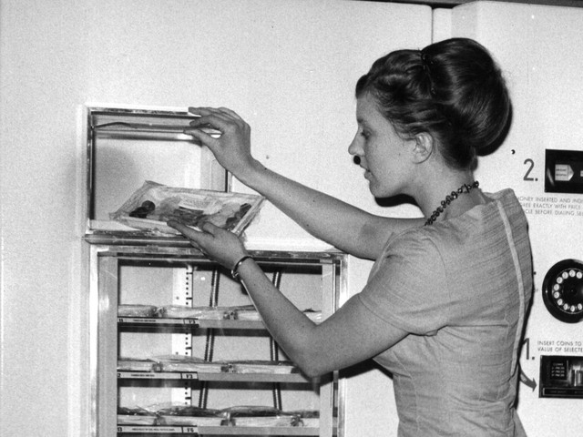 52 ideas that changed the world - 22. Ready meals