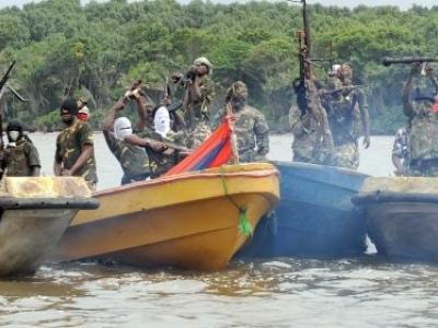 Gunmen Kidnap Nigerian Oil Workers In Oil-Rich Delta Area