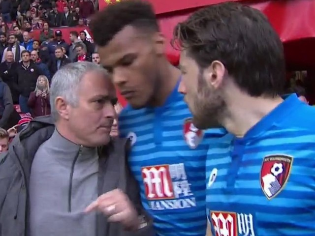 Tyrone Mings reveals what Jose Mourinho said to him straight after Zlatan Ibrahimovic stamping incident