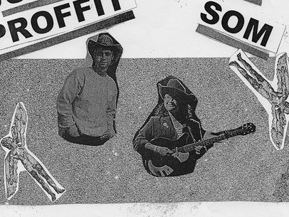 Justus Proffit and Jay Som get wound up in their solitude on the fuzzy 'Invisible Friends'