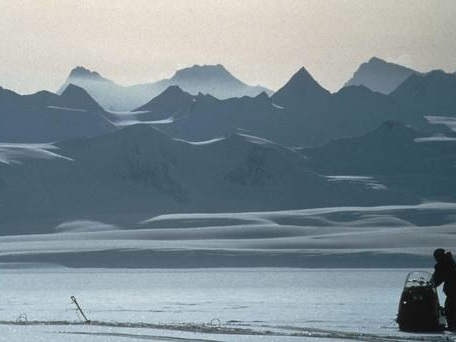 New highest mountain for UK as polar peak quarter of a mile higher than thought