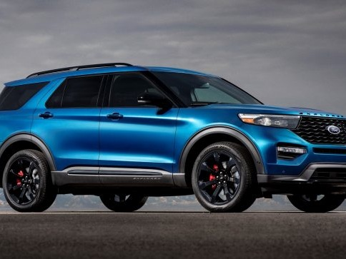 Ford Explorer ST to Pack a Sizeable Premium