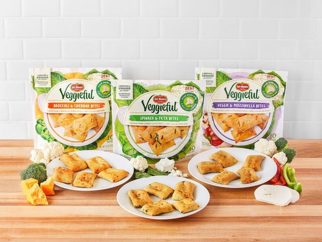 Cheesy Veggie Bites - Del Monte's Veggieful Bites Combine Vegetables and Cheese (TrendHunter.com)