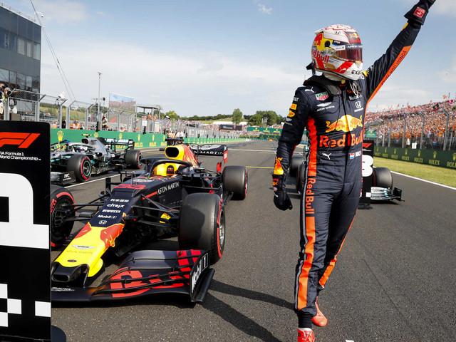 Max Verstappen Trolls Renault Over Claims of Having 1000 HP