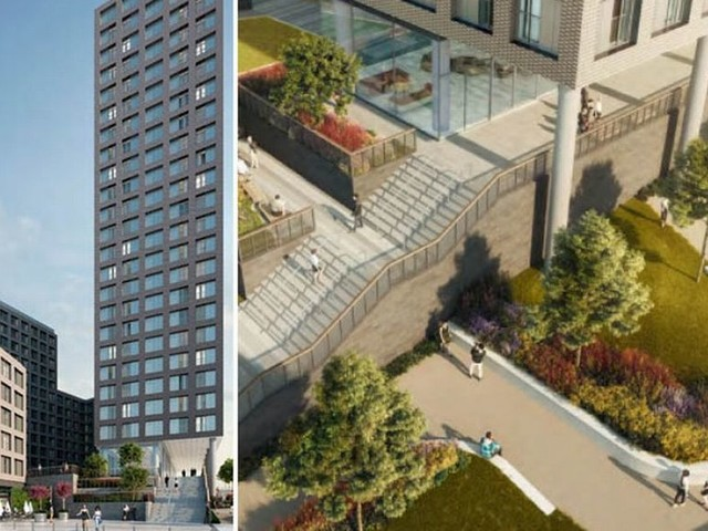 Hundreds more apartments planned near Angel Meadows - pushing city centre fringe towards Collyhurst