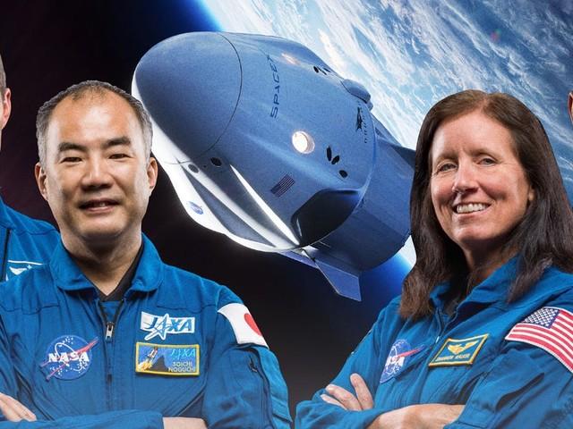 Watch SpaceX's Crew-1 astronauts plummet to an ocean landing on Wednesday, ending the longest human spaceflight in NASA history