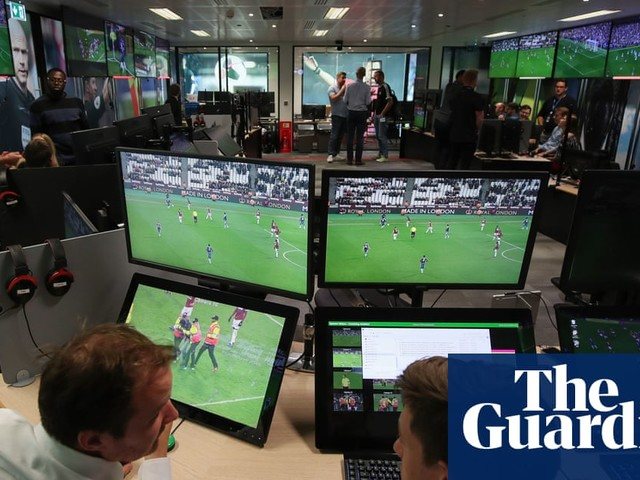 VAR VAR voom! The Premier League gets set for video referees | Paul MacInnes