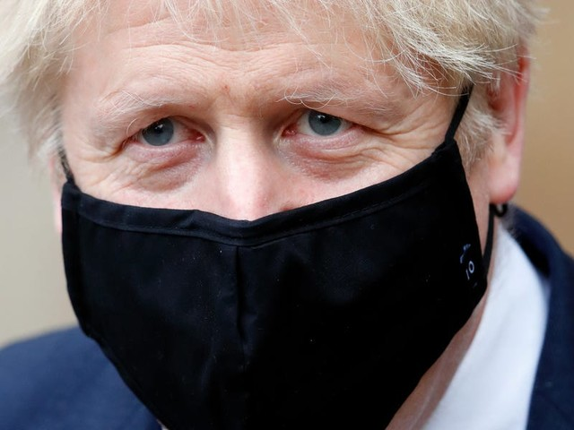 Boris Johnson to relax the national coronavirus lockdown and allow households to celebrate together over Christmas