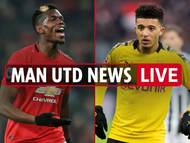 10pm Man Utd news LIVE: Derby win REACTION, Pogba 'could stay' after Fernandes form, Sancho and Grealish LATEST