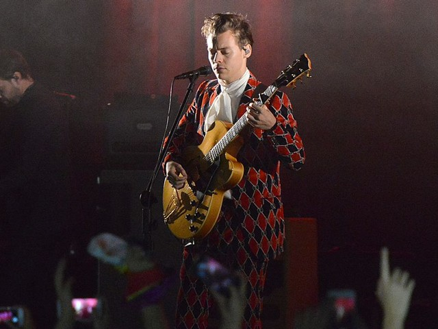 Review: Harry Styles at the O2 Apollo, Manchester