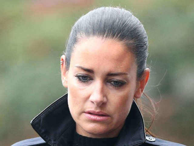 Kirsty Gallacher banned from driving after admitting drink drive charge