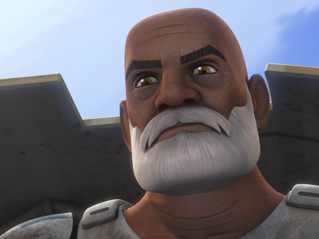 Temuera Morrison Wants to Play Captain Rex in Live-Action