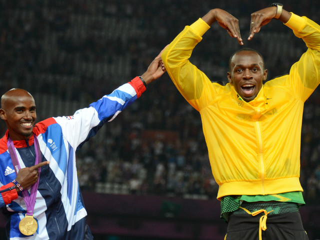 Where next for athletics without Usain Bolt and Mo Farah?