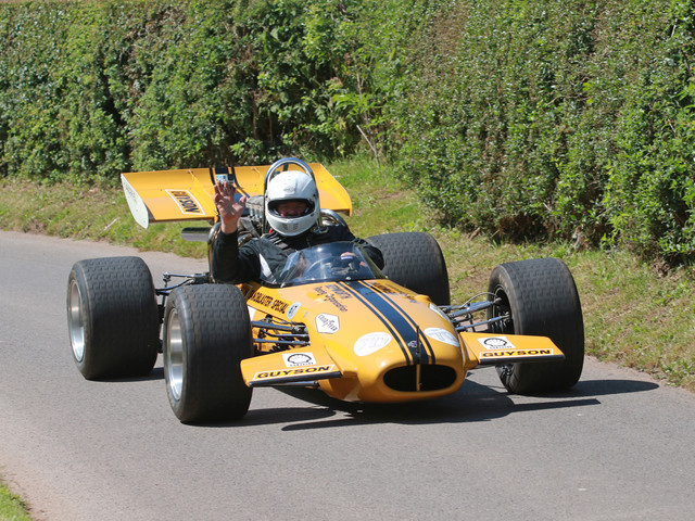 Opinion: The family keeping a hillclimb legacy alive