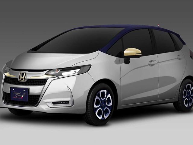 Updated Honda Jazz to be showcased at Tokyo Auto Salon