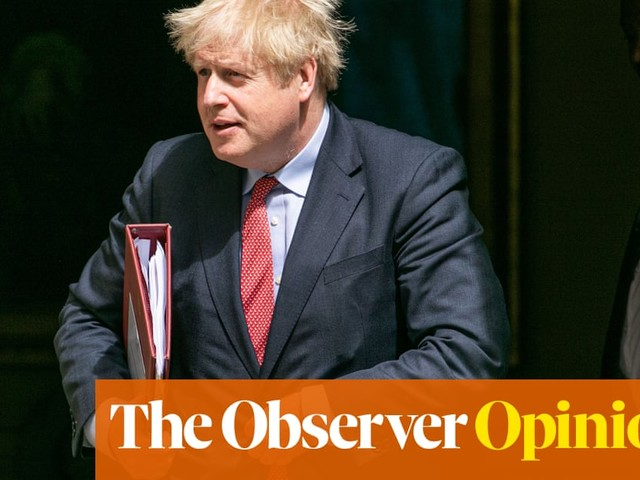 If you don't profess undying love for Boris Johnson, he'll seek to destroy you | Nick Cohen