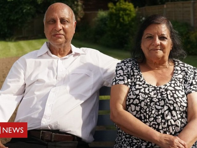 Post Office scandal: 'I just forgot how to laugh'