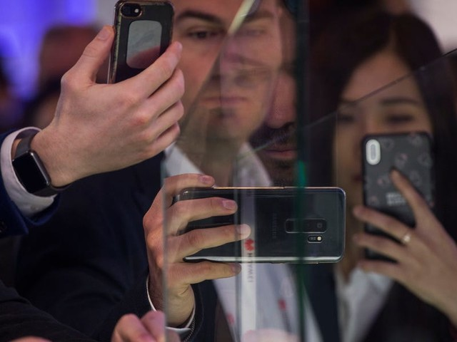 The world's biggest smartphone conference was just canceled due to coronavirus concerns