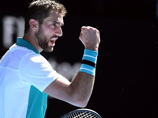Marin Cilic breezes past Joao Sousa in straight sets
