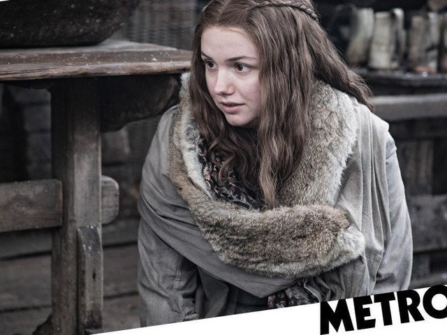 Where was Gilly and what happened to her baby in the Game of Thrones finale? Seriously though