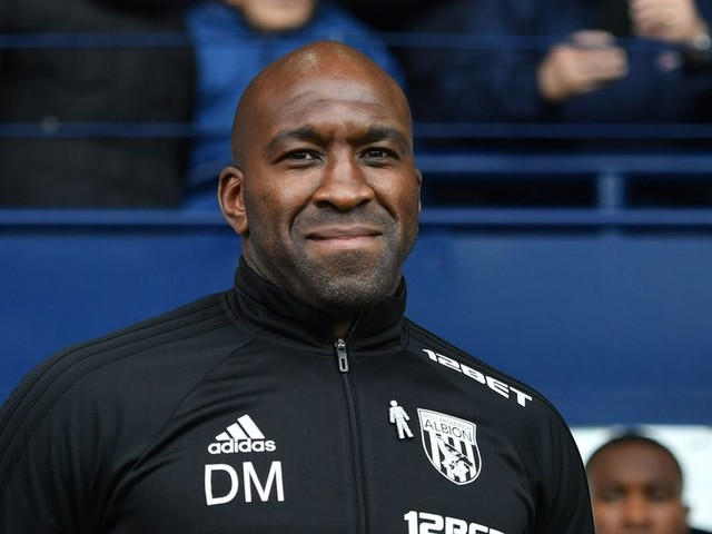 'Get behind us' Watch Darren Moore's rallying cry as West Brom attempt to topple the Championship
